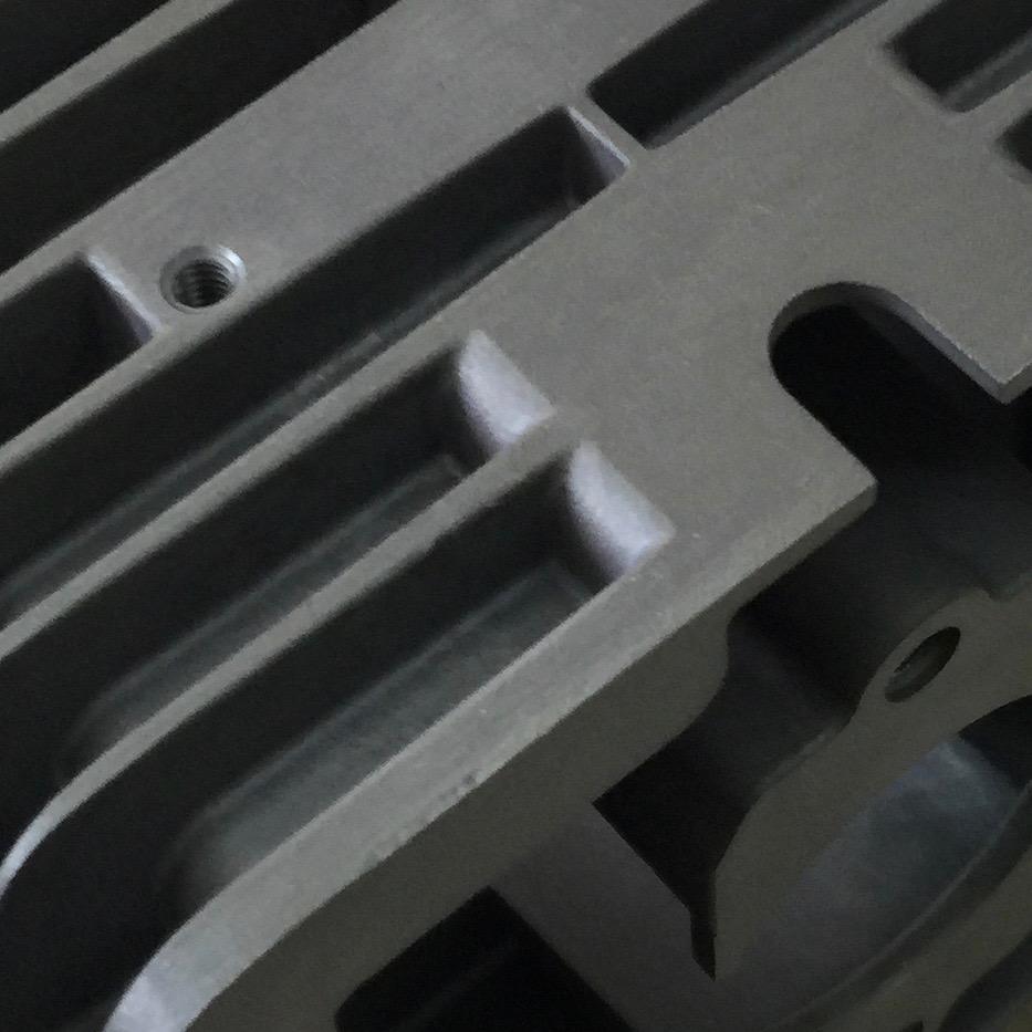 アルミダイカスト製品のめっき・表面処理